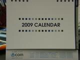 今年もらったカレンダー Ver2009用 Vol.5 1