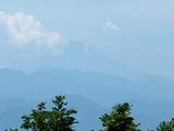 陣馬山からの富士山