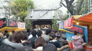 新井薬師寺