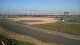 荒川サイクリングロード20091223